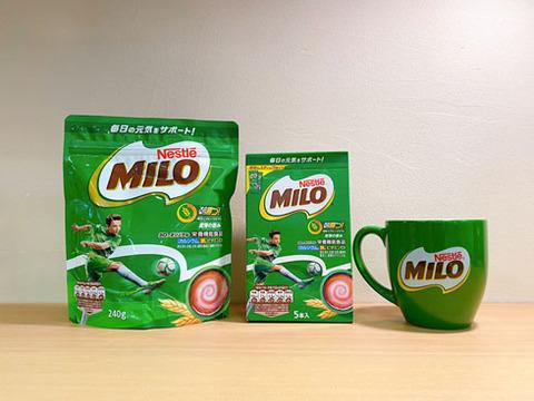 ネスレ「ミロ」販売再開へ 3月6日の「ミロの日」から