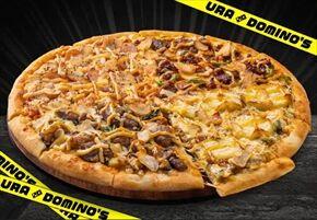 ドミノ・ピザの狂気メニュー、「欲望の塊クワトロ」が本日販売開始!