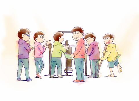 TVアニメ「おそ松さん」第3期、2020年10月よりテレビ東京ほかにて放送決定!