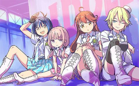 アイドルアニメ「アイドールズ!」2021年1月放送決定