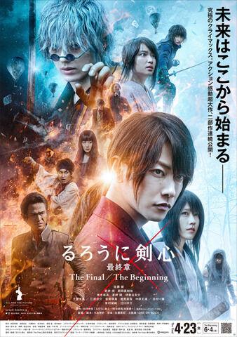 映画「るろうに剣心 最終章」新公開日決定!21年4月&6月連続公開