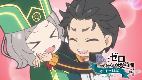 ミニアニメ『Re:ゼロから始める休憩時間』2nd season #06