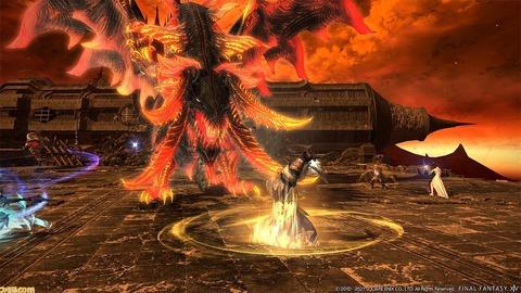 PS5版『FF14』のオープンベータテストが本日より開始。