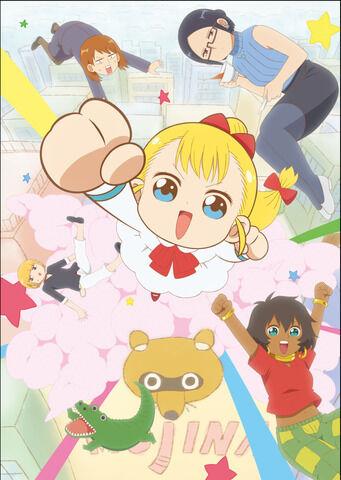 WEBアニメ「幼女社長」2021年元日、公式サイトほかで配信決定!