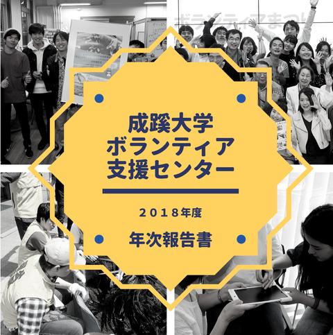 成蹊大学 2018報告書