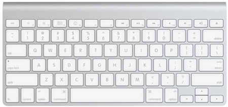 Apple Wireless Keyboard .png