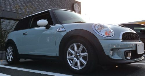 mini Copper S R56 2013
