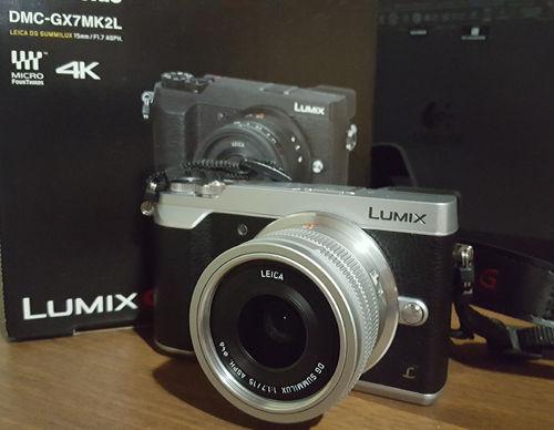 DMC-GX7MK2L