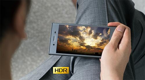 Xperia XZ1 フルHD HDR