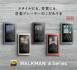 NW-A40シリーズ WALKMAN ウォークマン
