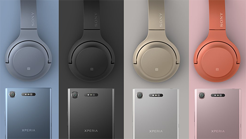 aptX HD Xperia XZ1 ハイレゾ