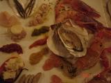 海の幸の前菜2