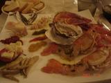 海の幸の前菜1