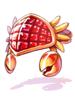 巨蟹宮のクラウン