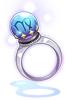 処女宮のリング