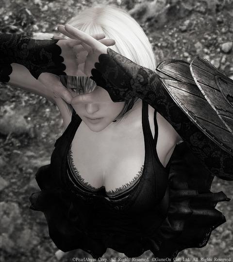 黒い砂漠 ブラッディハロウィン衣装セット