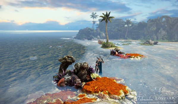LostArk トートシルバー島
