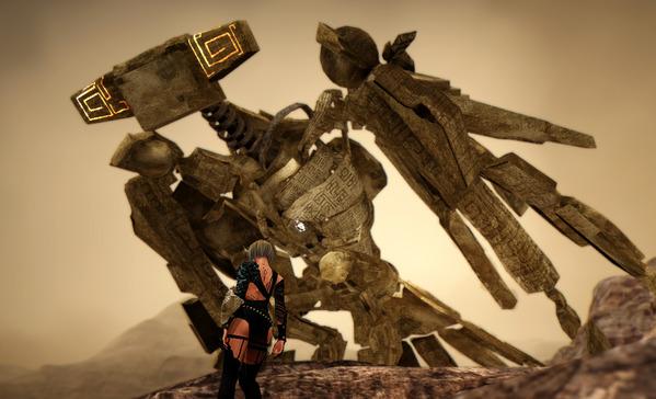 黒い砂漠 アクマン 古代のツクム