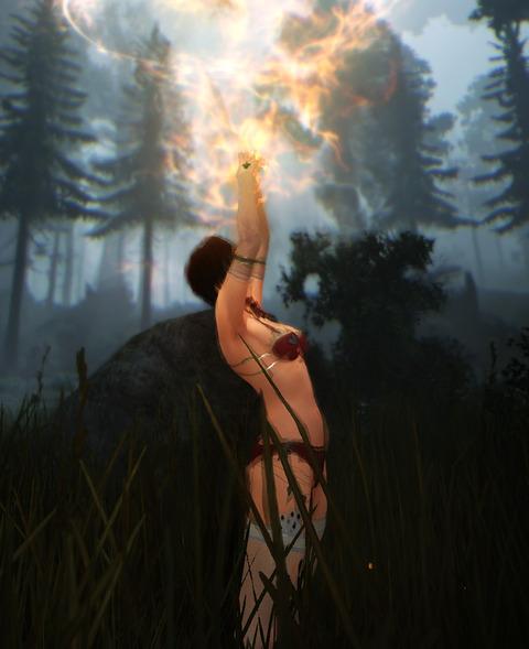 BlackDesertOnline Witch