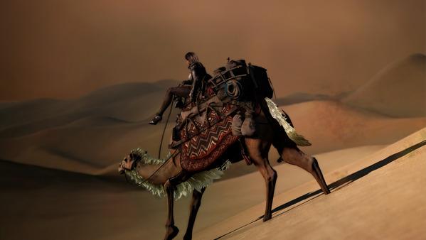 黒い砂漠 ラン バレンシア大砂漠