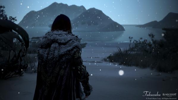 黒い砂漠 ガーディアン 雪 ムブウルス アバター