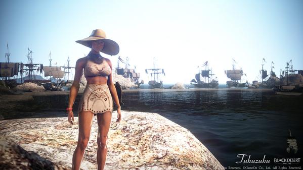 黒い砂漠 オーキルアの目 宝箱狩り重帆船ツアー22