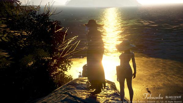 黒い砂漠 オーキルアの目 宝箱狩り重帆船ツアー12