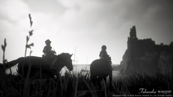 黒い砂漠 シャイ