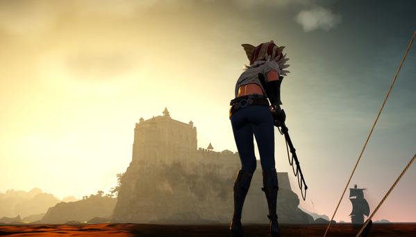 黒い砂漠 メディア城
