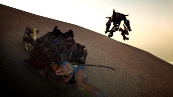 黒い砂漠 ダークナイト ライテン