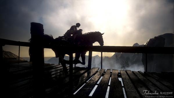 黒い砂漠 ミスティック 馬