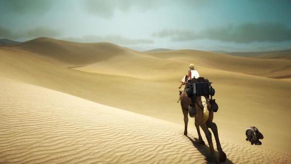 黒い砂漠 バレンシア大砂漠