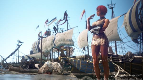 黒い砂漠 オーキルアの目 宝箱狩り重帆船ツアー25