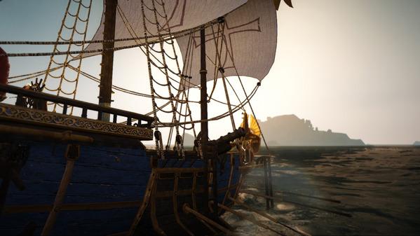 黒い砂漠 エフェリア帆船 海賊島クエスト
