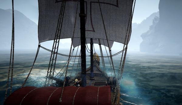 黒い砂漠 ミスティック 海賊島