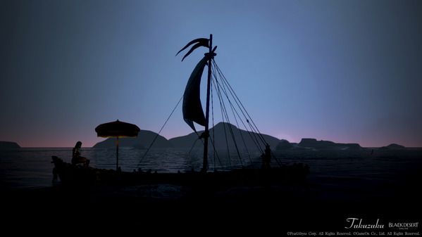 黒い砂漠 エリーの不思議なウォーターフェス