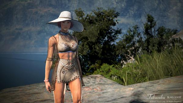 黒い砂漠 ヴァルキリー ココ衣装
