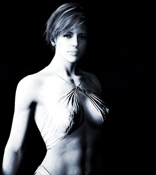 Black Desert Online Sorceress Sileshi Underwear