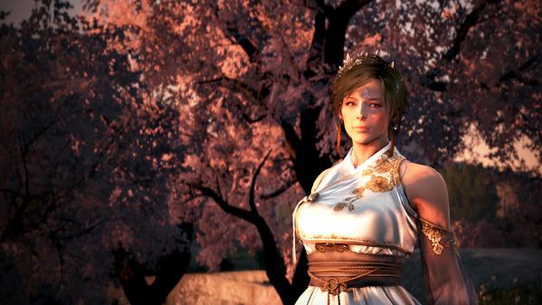 Black Desert Online Sorceress Sakura