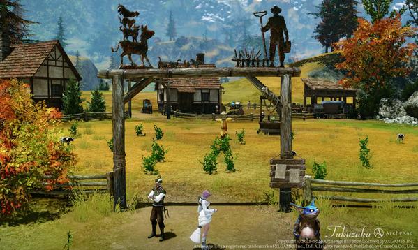 ArcheAge 共同農園
