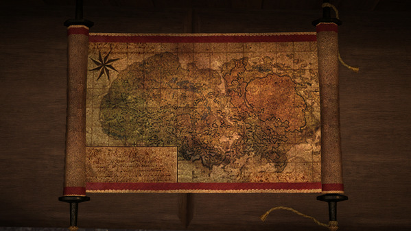 黒い砂漠 カーマスリビア 首都グラナ 地図