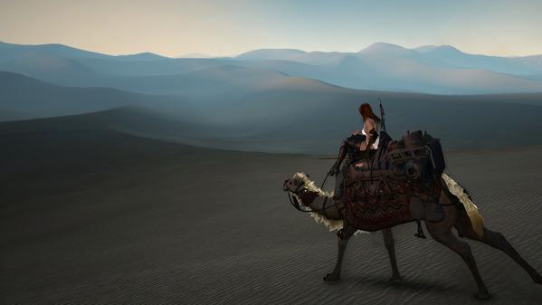 黒い砂漠 ダークナイト ラクダ