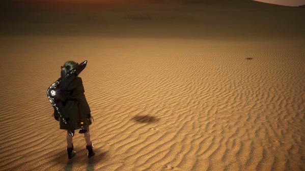 黒い砂漠 巡礼者の聖所 謙遜02