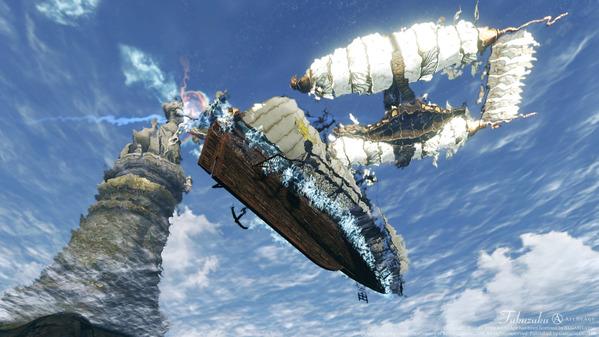 ArcheAge 目標のオーステラ型貿易船の書