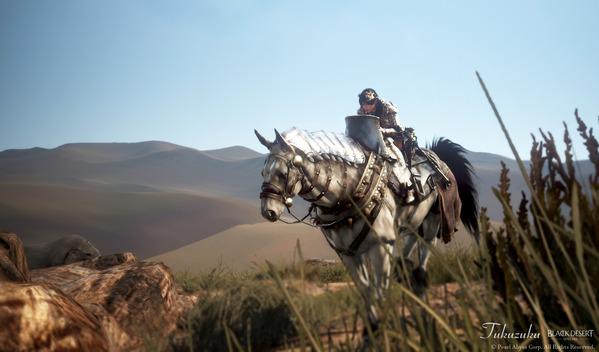 黒い砂漠 ノヴァ 馬 バレンシア