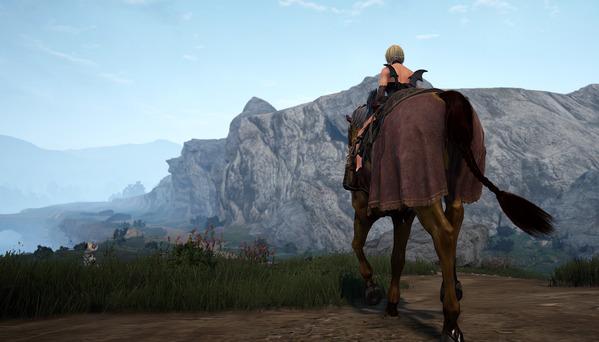 黒い砂漠 馬