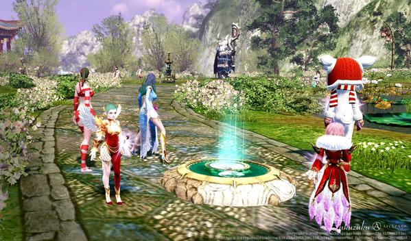 ArcheAge 饗宴の園