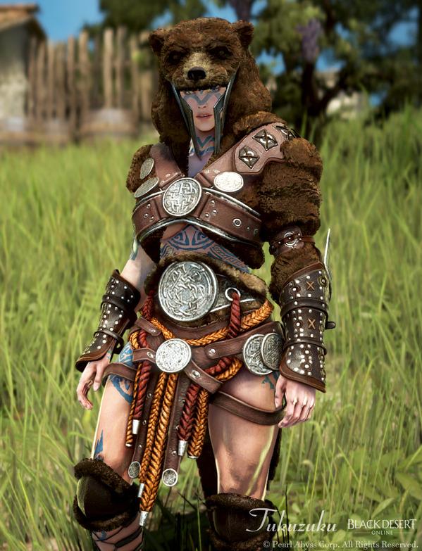 黒い砂漠 ガーディアン [GD] 山の守護神 アバター