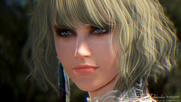 Black Desert Online Corsair Character Creation