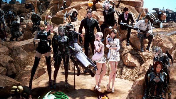 黒い砂漠 ハロウィーン仮装撮影会16